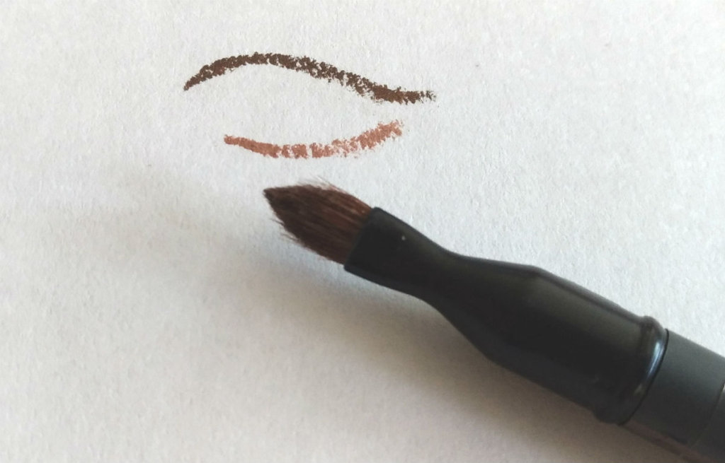 スリーアイライナー筆