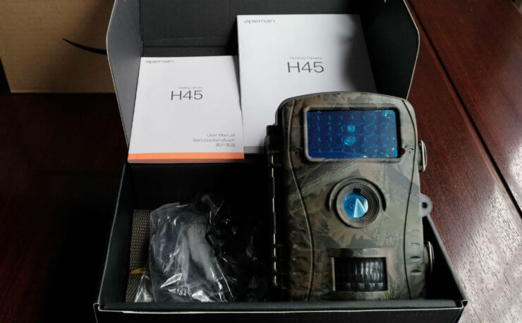 防犯に買ったカメラカメラ